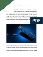iJoy Luna Pod Kit - Shining From Every Angle