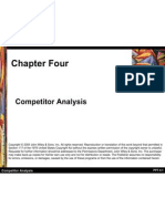 Ch04 Competition Analysis