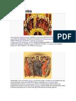 qué es Pentecostés