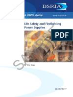 Life Safety and Firefighting Power Supplies  _ Sample