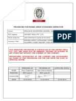 Procedure for PAUT inspection of Coker heater tube welds -March 2018 (1)