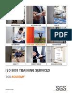 SGS CBE ISO 9001 Brochure A4 EN 16 LR