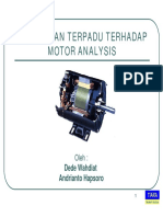 Motor Diagnistic Training