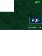 CATERHAM ASSEMBLY
