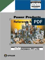 utiliux reference manual