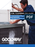 Goodway Coil Cleaning Pro Guide 04-2014