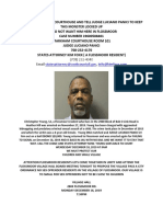 SEX OFFENDER RESIDENT IN FLOSSMOOR, IL RECEIVED BAIL KEEP THEM OUT