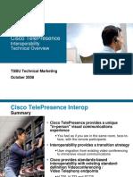 CiscoTelePresenceInteroperabilityTechnicalOverview