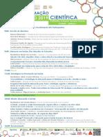 CAOJ Coimbra - Formação Científica