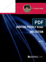 PG - Auditing Privacy Risks