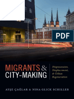 Caglar and Schiller Migrants and City-making Multiscalar Perspectives