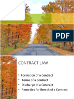 Contract Law 10