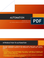 Automation Notes 1