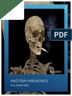 Mnemonics For 2nd year Anatomy.pdf