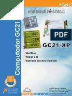MT GC21-XP