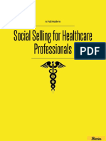 A Full Guide to Social Selling for Healthcare Professionals
