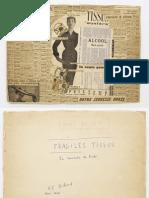 Fragiles tissus