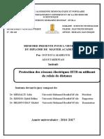 Protection Réseaux HTB