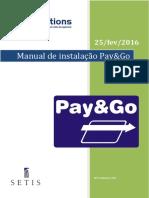 Pay&Go - Manual de Instalação - 160225