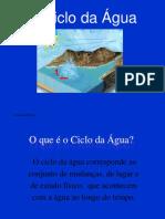 Ciclo Urbano Água Final.ppt