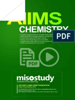 AIIMS Chemistry Sample eBook