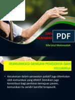 1. Komunikasi Dalam Keperawata Paliatif