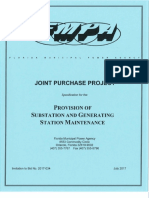 Florida Municipal Power Agency Joint Purchase Project