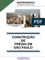 Construção de Prédio Em São Paulo