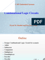 Team6-Combinational Logic Circuit