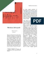 Fernando Perez-retóricas del rayado
