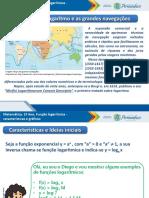 Função logarítmica - características e gráficos (1)