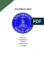 Material Besi