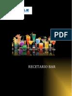 Recetario Bar 2018