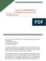 TECNOLOGIAS DE MEMBRANAS_TAR