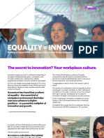 Accenture Equality for Innovation