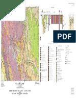 Pueblo CO geologic survey map