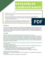 Programa Metodología de Investigación RISaMIJ 2019-2020