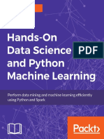 Frank Kane - Hands-on data science and Python machine learning - perform data mining and machine learning efficiently using Python and Spark-Packt Publishing - ebooks Account (2017).pdf