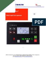 Manual AMF25 -IL-Ghid de operare - RO