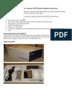 PF8T Intermec - Nov 2019 Instructions