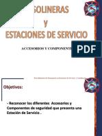 Estaciones de servicio (Modulo Tecnico) Voluntarios. ACCESORIOS Y COMPONENTES