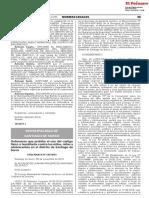 Surco prohíbe CFH