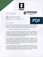 Carta del fiscal