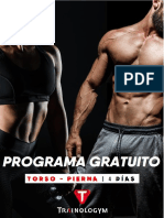 Programa Torso-Pierna [Trainologym]