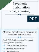 Pavement Rehabilitation Programming.pptx