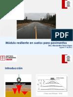 Modulo Resiliente en Suelos.pdf