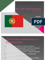 As Leis Portuguesas Completo