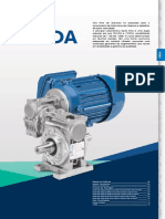 Catálogo Técnico para dimensionamento de moto-redutores