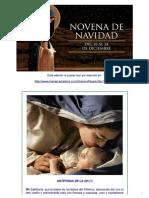 El Camino de Maria. Edicion Especial. La Novena de Navidad
