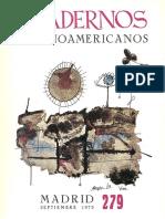 Cuadernos Hispanoamericanos 279